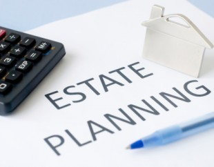 Picture of Estate Planning Paperwork that will require the help of a Maryland Estate Attorney.